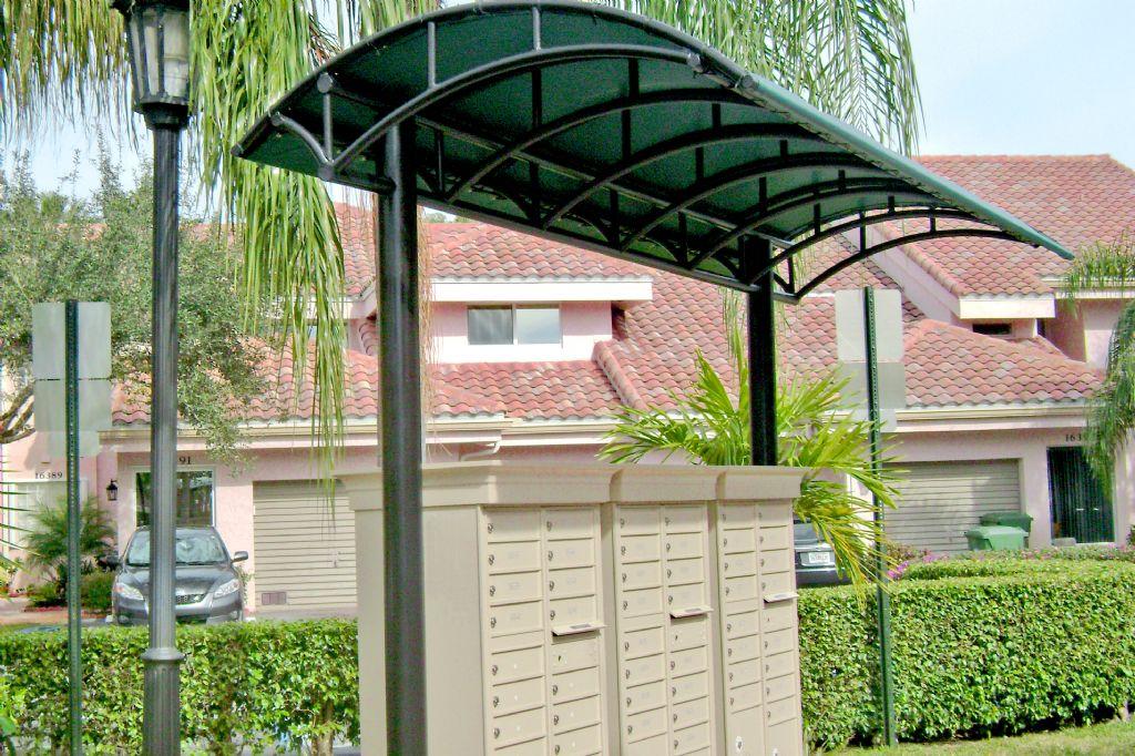 Mailbox Canopies