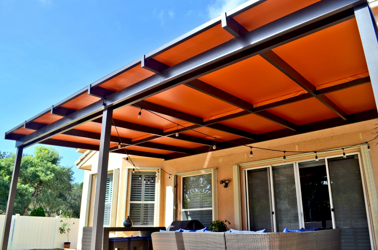 Retractable Awning By Thompson Architectural Products