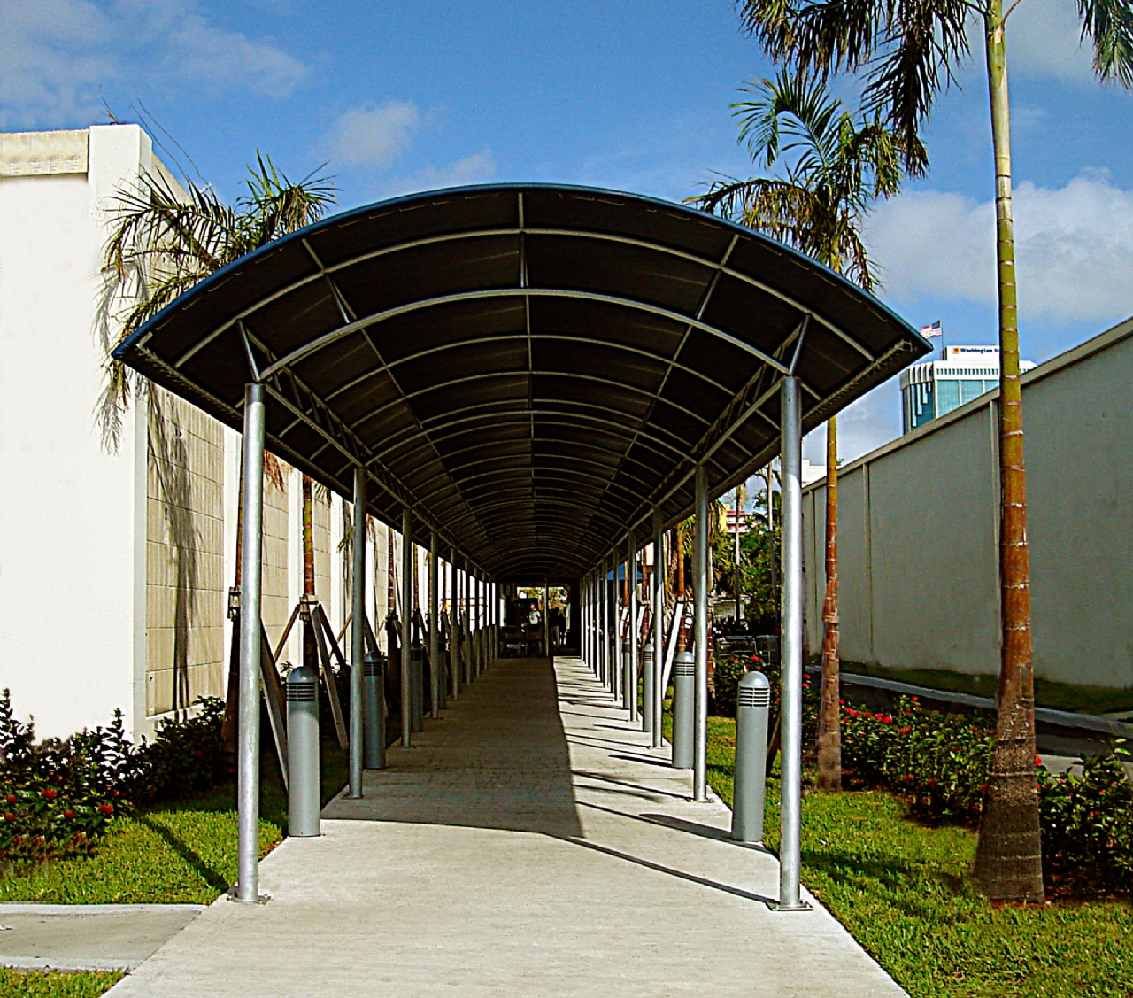 Walkway Covers