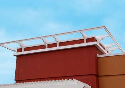 Miscellaneous metal products awnings of hollywood for Thompson architectural metals