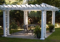Trellises and Pergolas