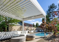 Metal Louvered Roofs