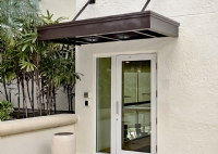 Metal Roofs and Canopies